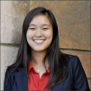 Rotaract Lead Jane Kwon