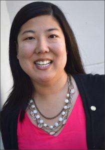 Rotarian Project Lead Samantha Hoshida